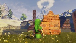 Legend of Zelda на Unreal Engine 4