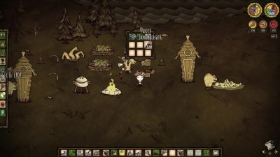 "Don't Starve Together ""Построили лагерь!"""