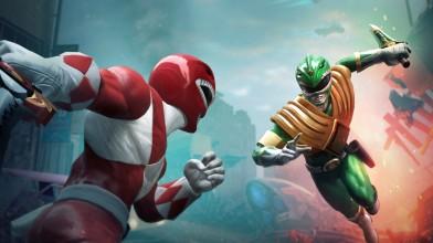 Расширенный трейлер Power Rangers: Battle for the Grid