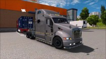 "ETS 2 ""Peterbilt 387 v2.0 by Nikola"""