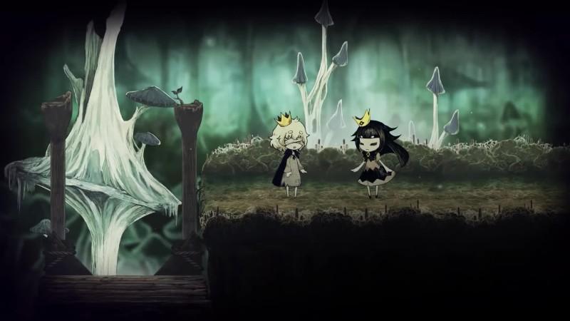 Геймплейный ролик The Liar Princess and the Blind Prince