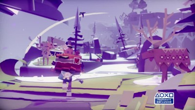 "Tearaway Unfolded ""TV-ролик 