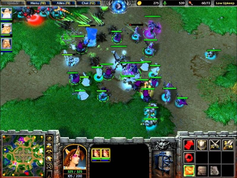 Картинки по запросу Warcraft 3: Reign of Chaos