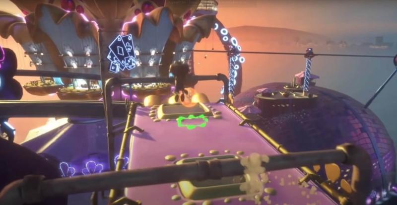 Просочившиеся внутриигровые скриншоты Psychonauts 2