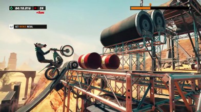 Trials Rising: разработчики рассказывают о совместном режиме, авариях и кастомизации