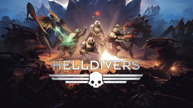 Helldivers получит новое дополнение и коробочное издание