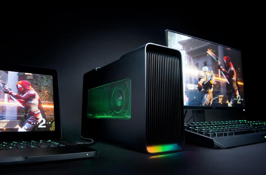 Игровой ультрабук Razer Blade Stealth получил Intel Kaby Lake-R