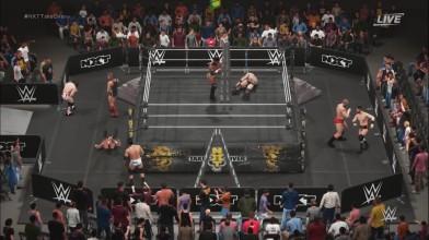 WWE 2K19 - 8 Man Ladder Match Геймплей