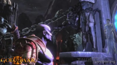 История GOD OF WAR (2005-2015)
