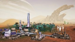 Трейлер к релизу Aven Colony