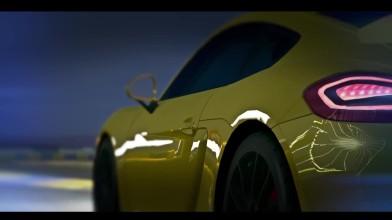 """Real Racing 3 """"Трейлер обновления с новым Porsche Cayman GT4"""""""