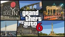Европейские города могут стать прообразами для виртуального мира GTA 6