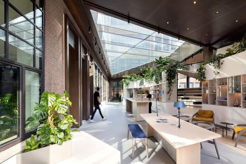 Студия Guerrilla Games переехала в новый офис в центре Амстердама