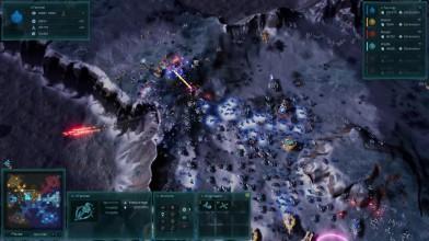 Две минуты геймплея Ashes of the Singularity: Escalation