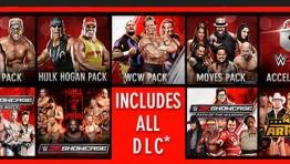 WWE2K15 PC DLC выйдут на ПК сегодня