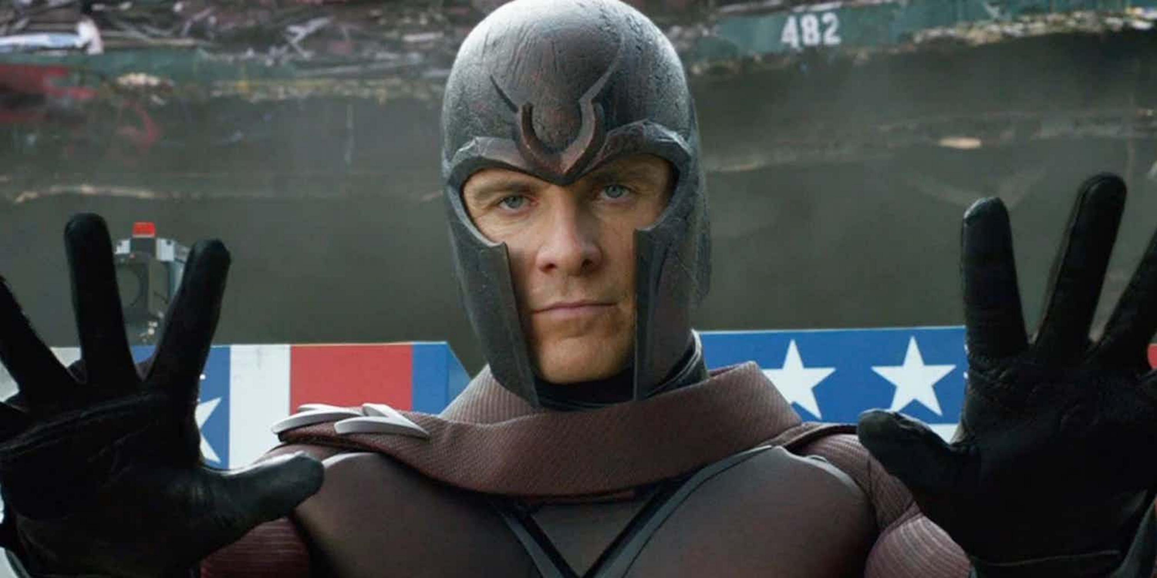 Назван актёр, который исполнит роль Магнето в киновселенной Marvel