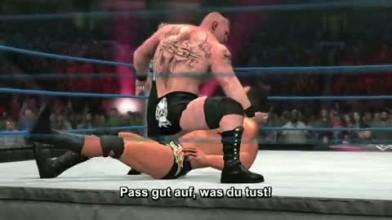 """WWE '12 """"Рекламный ролик с Brock Lesna"""""""