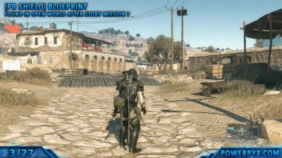 Metal Gear Solid V The Phantom Pain - All Blueprint Locations (Collector Trophy Achievement)