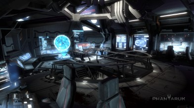 Phantaruk - еще один хоррор с монстром на космическом корабле