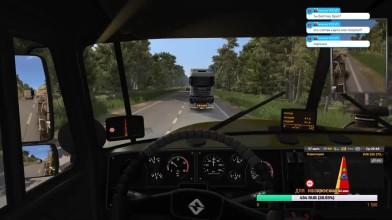 Euro Truck Simulator 2 - Мод Урал. Карта Московская область #4