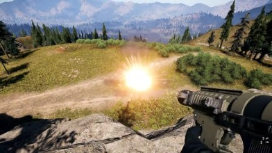 Far Cry 5 - Все оружие в слоу-мо