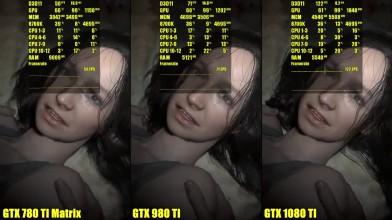 Resident Evil 7 - GTX 1080 TI Vs GTX 980 TI Vs GTX 780 TI