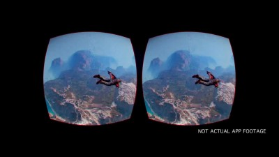 "Just Cause 3: трейлер ""Wingsuit Experience"""