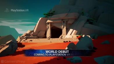 Трейлер Megalith для PS VR
