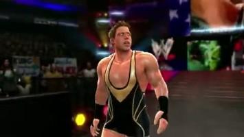 "WWE '13 ""Выход Jack Swagger"""