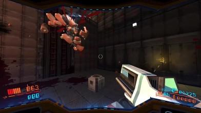 Strafe - новый геймплейный трейлер