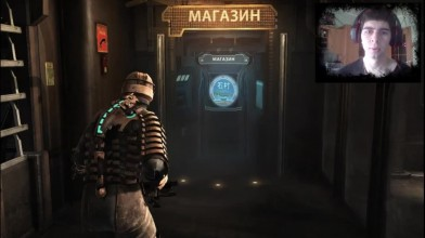 Dead Space #9 - [Рудная платформа] ищем ключ от контрольной комнаты