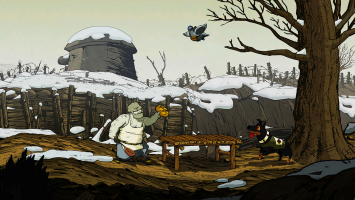 Обои по игре Valiant Hearts: The Great War