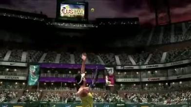 """Virtua Tennis 4 """"Релизный трейлер"""""""