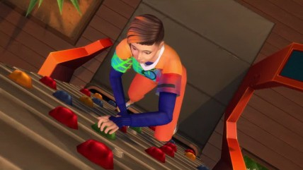 Тизер к трейлеру нового каталога для The Sims 0