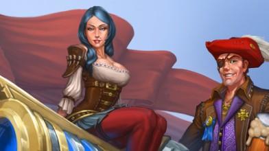 Пираты: Штурм небес - На следующей неделе вы сможете посетить новую карту