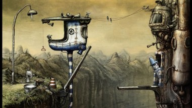 "Machinarium ""трейлер"""