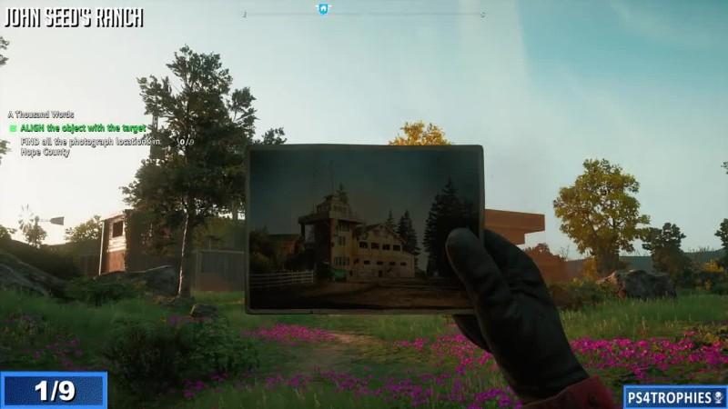 Far Cry New Dawn - Фотографии Округа Хоуп До и После