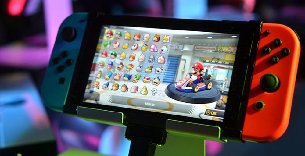 На рынке Америки Switch стала самой продаваемой консолью по июльским результатам