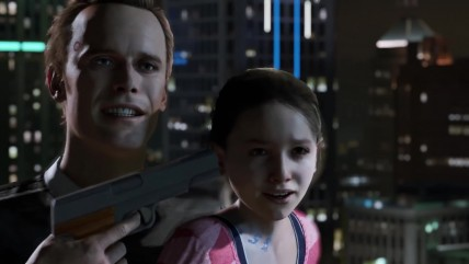 Detroit Become Human - E3 2016 трейлер на русском [by Holly Forve]