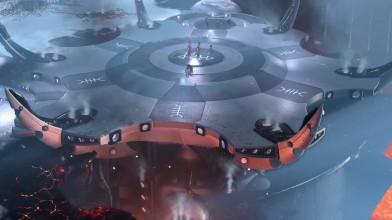 Взгляните на Святилище Азуриана - новую карту для Dawn of War III