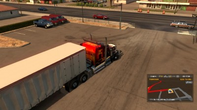 American Truck Simulator 1.3 beta Arizona