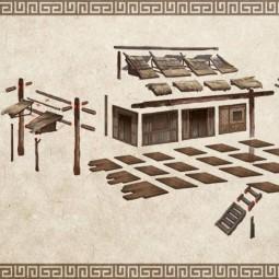 Домовладение в Age of Wushu 2 17203