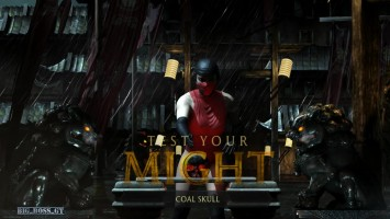 "Mortal Kombat X ""NINJA RUBY [TEST YOUR MIGHT] - Автор мода BIG_BOSS_GT"""