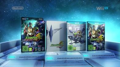 Ограниченное издание, новые трейлеры и скриншоты Star Fox Zero