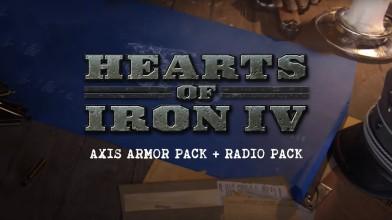 Для Hearts of Iron 4 выпустили два косметических DLC