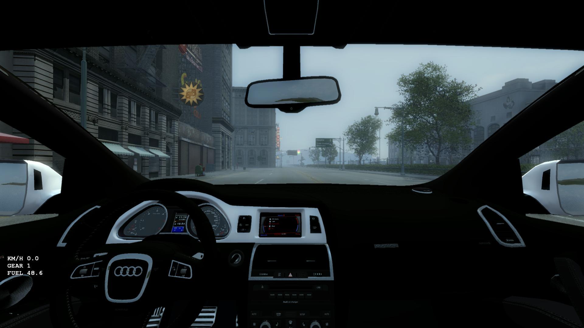 Скачать Audi Q7 для San Andreas