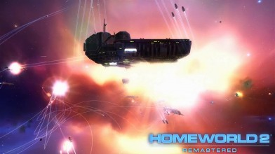 Релизный трейлер Homeworld Remastered Collection