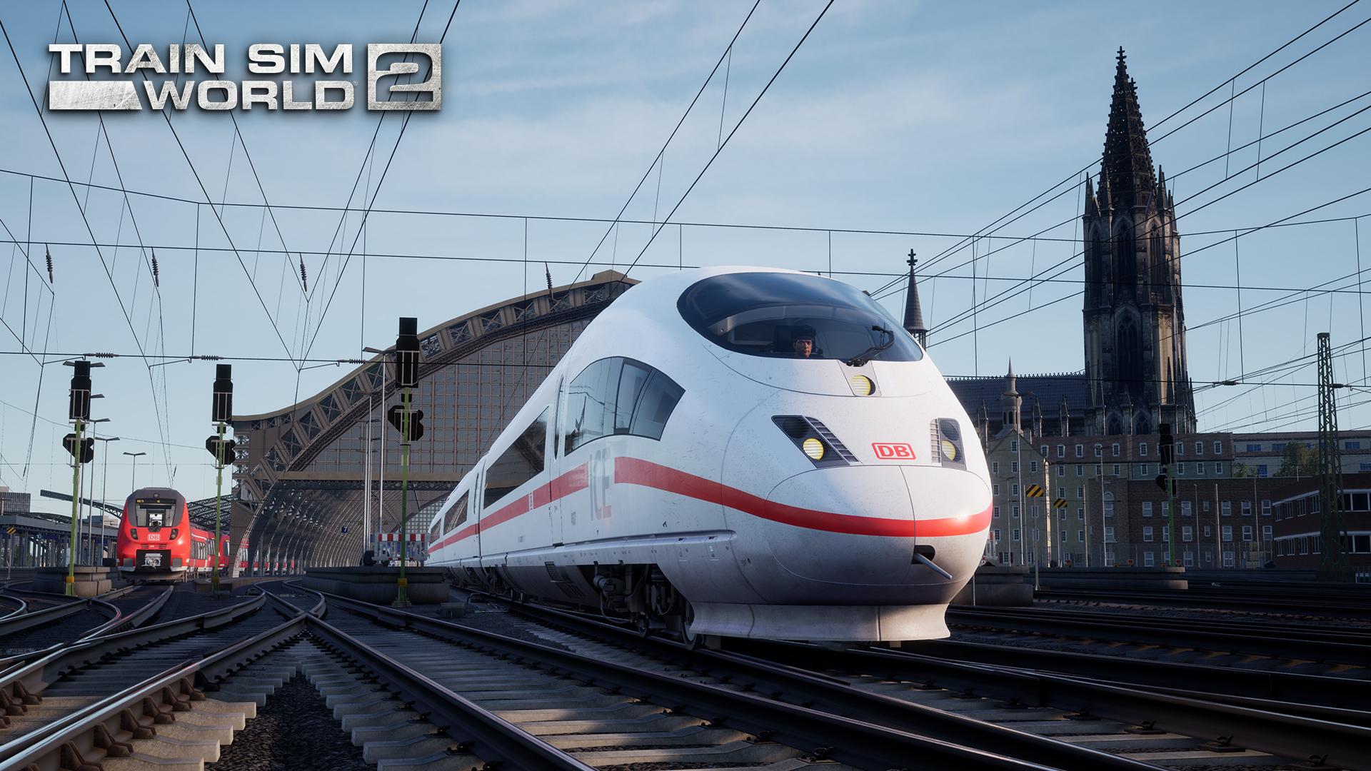 В Steam стал доступен предзаказ Train Sim World 2