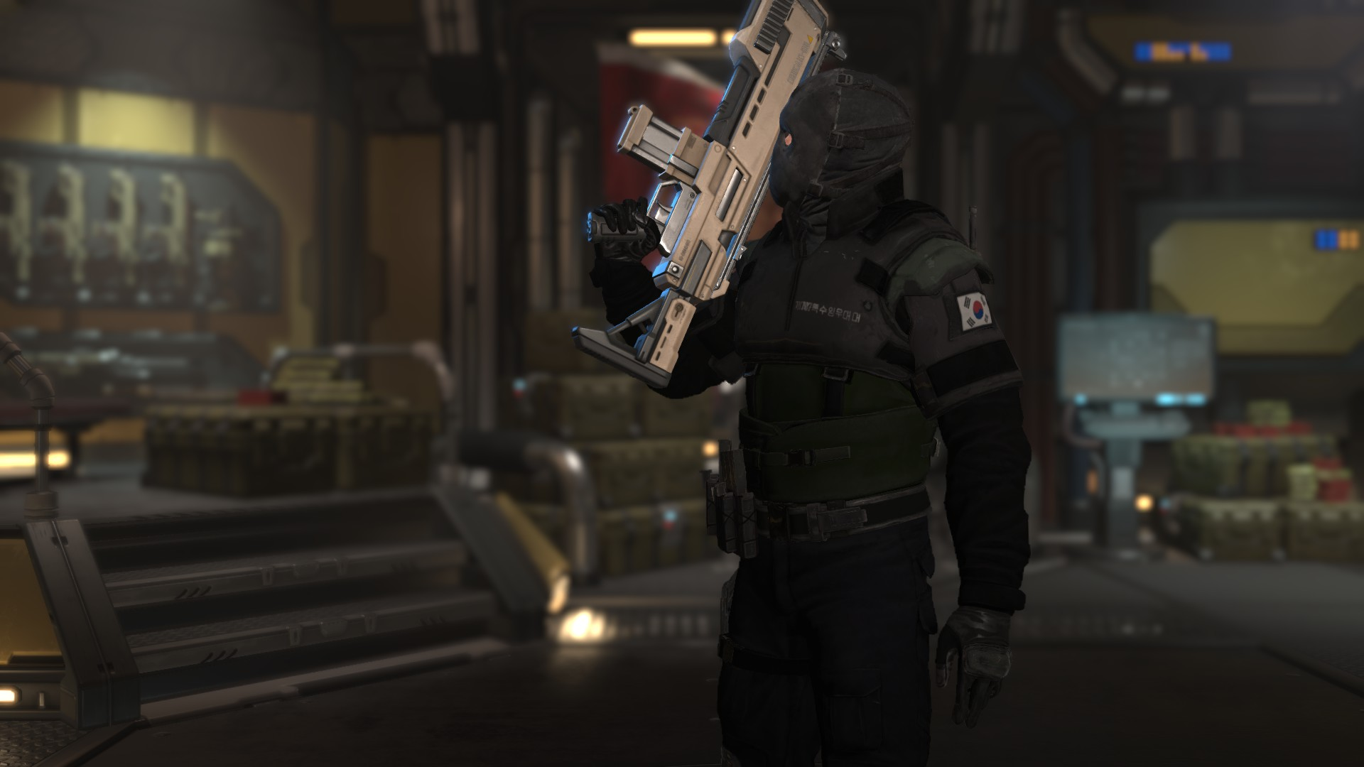 "XCOM 2 ""[WOTC] Rainbow Six Siege Vigil Armor"" - Файлы ..."