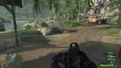 Crysis точка высадки